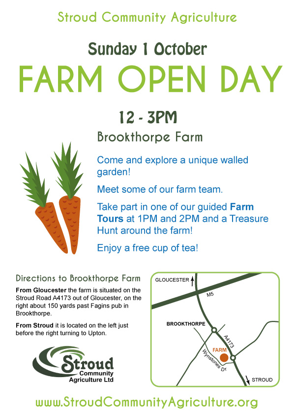 Open Day at Brookthorpe